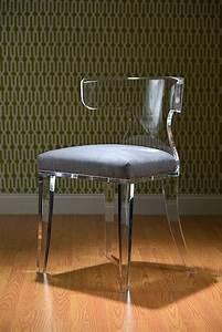 Veronica Acrylic Chair - Mecox Gardens