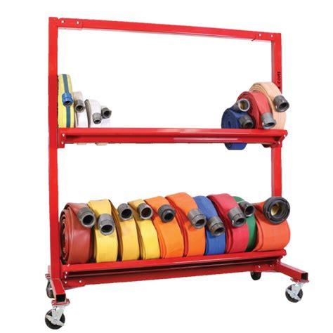 ready rack mobile hose cart