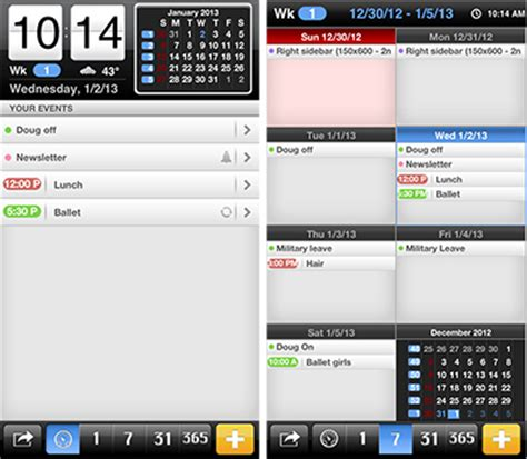 best iphone calendar app the best calendar apps for iphone all a dollar