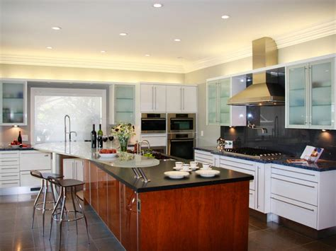 lights for island kitchen how to choose kitchen lighting hgtv 7068