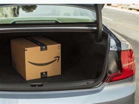 car amazon begins delivery