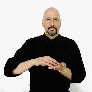 """student"" American Sign Language (ASL)"