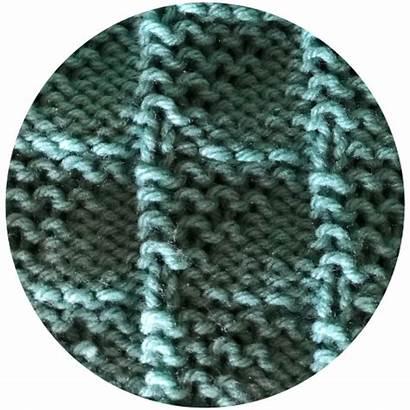 Flag Loomahat Stitch Loom Knitting Pattern Knit