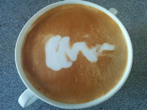 Putting trivia aside, the drink itself first appeared in the late 1700s at viennese coffee shops. Why does my latte art always come out like this? : Coffee