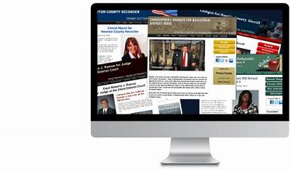 Websites Campaign Website Political Template Based Office
