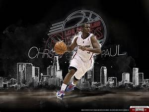 Chris Paul Clippers Comeback Wallpaper | Posterizes | The ...