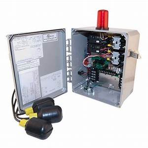 Duplex Electrical Alternator Control Panel