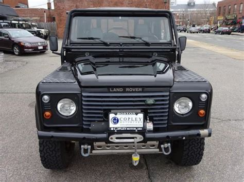 land rover defender convertible 1994 land rover defender 90 convertible for sale land