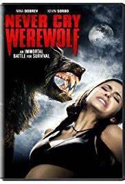 Never Cry Werewolf (TV Movie 2008) - IMDb