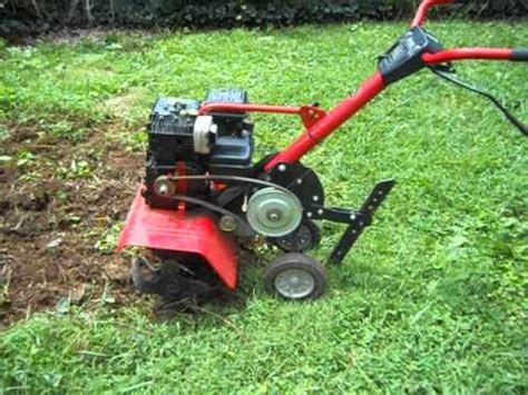 MTD Yard Machine 5HP Rototiller Rebuild - NOT A HOW-TO ...