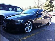 e93black's E93 BMW 335i BIMMERPOST Garage