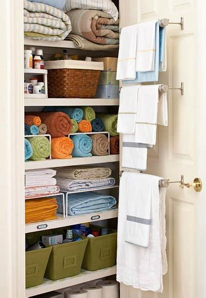 Organizing Your Linen Closet  A Cultivated Nest