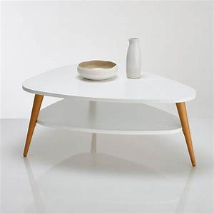 Table Basse Scandinave Blanche : a la recherche de la table basse id ale dans mon cocon ~ Teatrodelosmanantiales.com Idées de Décoration
