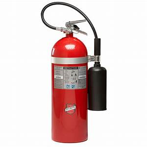 Buckeye 20 lb. Carbon Dioxide BC Fire Extinguisher ...