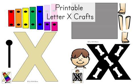 letter x worksheets for preschool kindergarten 421   letter x crafts xylophone xray