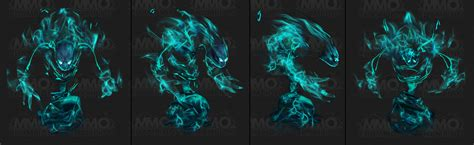 shadowlands models weapon build creature alpha mmo champion