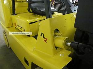 Hyster S155xl 15  000 Lb Forklift  Lp Gas  Three Stage