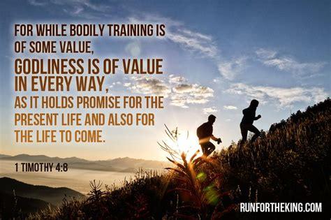 exercise  godliness  timothy