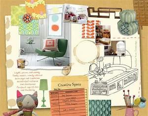 Was Ist Ein Moodboard : panneau d 39 inspiration mood board pinterest panneau inspiration et de la maison ~ Markanthonyermac.com Haus und Dekorationen