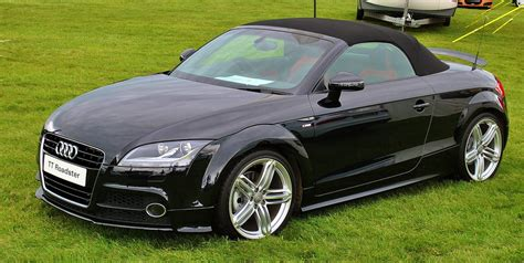 audi tt coupe gebraucht audi tt roadster on road magazin