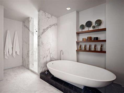 gorgeous bathrooms  marble tile