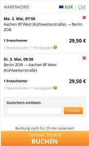 Wie löse ich den FlixBus Gutschein ein? » Busgutscheinnet