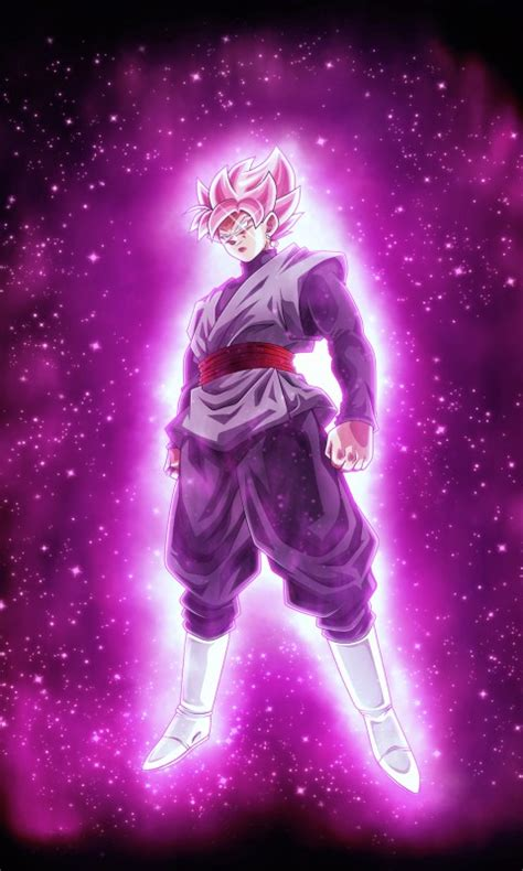 super saiyan rose black goku dragon ball super
