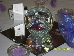 diamond event center and catering decorating ideas for any With kitchen colors with white cabinets with fish bowl candle holder