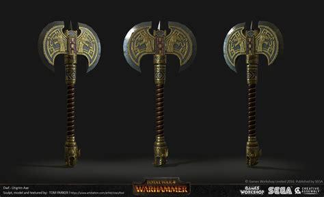 Tom Parker - Total War : Warhammer - Ungrim