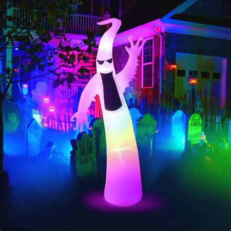 newest scary halloween outdoor house props party