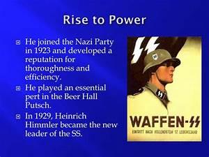 PPT - Heinrich Himmler PowerPoint Presentation - ID:2088387