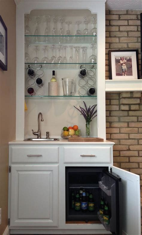 Built In Home Bar Ideas by Built In Home Bar Designs Built In Bar Cabinet In