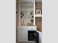 Built in Home Bar Designs Built In Wet Bar Cabinet