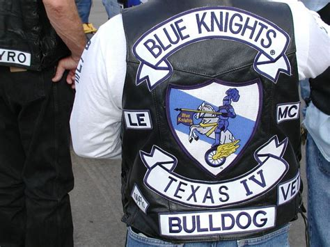 Blue Knights Mc Texas