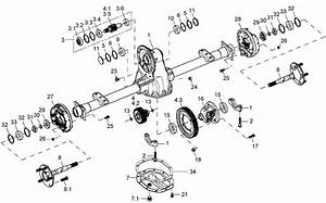 Club Car Rear Axle Diagram