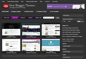 new blogger themes professional blogspot templates With xml templates for blogger free download