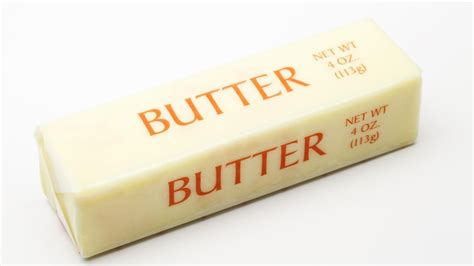 how much is two sticks of butter 4 oz