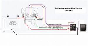 Kib Electronics Relay Lr9806f