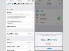 Sync Your Google Calendar To Your iPhone Or iPad Or Both