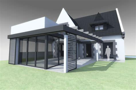 veranda extension cuisine album maison i extension véranda et rénovation d 39 une