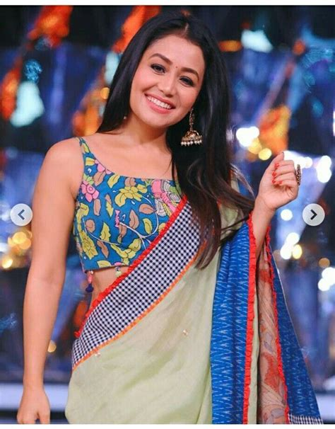 Neha Kakkar Dresses Image By Angelkomu Komal On Neha
