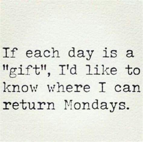 Rainy Monday Funny Quotes
