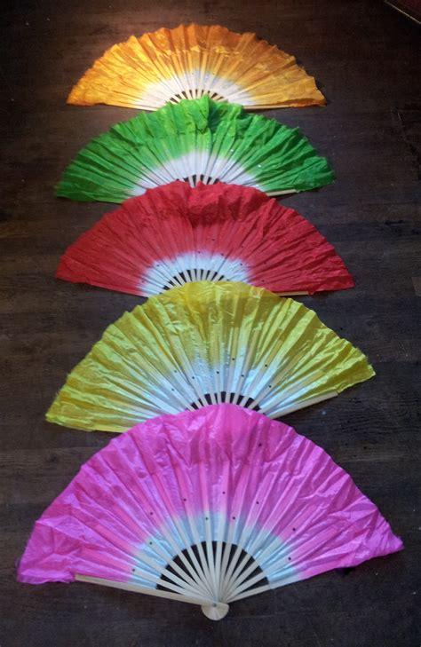 Fan With by Pretty Silk Fans For A Reasonable Price Caroleeena S