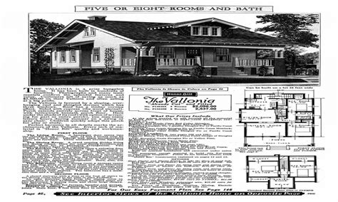sears homes floor plans sears kit house plans 1920s sears kit homes craftsman