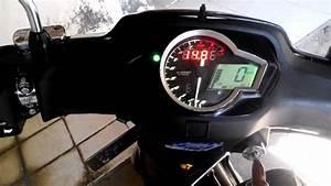 Custom Speedometer New Vixion Ke Astrea Grand 92