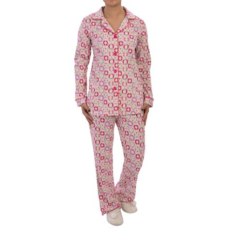 Bedhead Patterned Cotton Knit Pajamas For Women Save 43