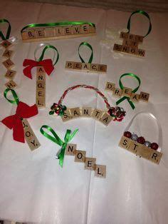 scrabble tile craft ideas wired ribbon ornaments ornaments wire ribbon cinnamon 5379