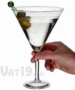 Martini Glas Xxl : giant martini glass 26 ounce hand blown cocktail glass ~ Yasmunasinghe.com Haus und Dekorationen