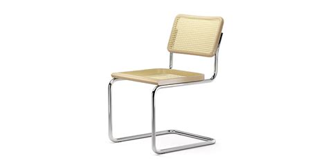 breuer stoel zitting cesca stoel marcel breuer