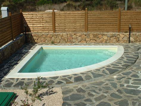 piscine da giardino interrate mini piscine interrate grandacasa